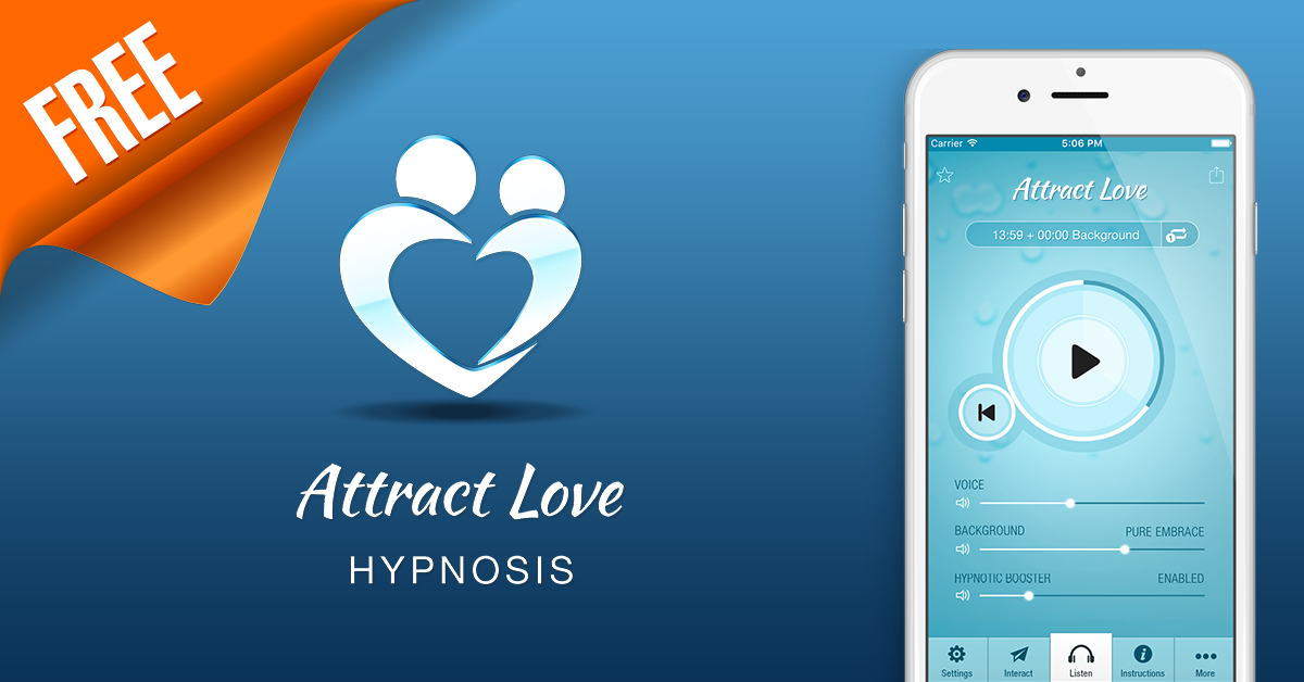 Attract Love Hypnosis | Surf City Apps