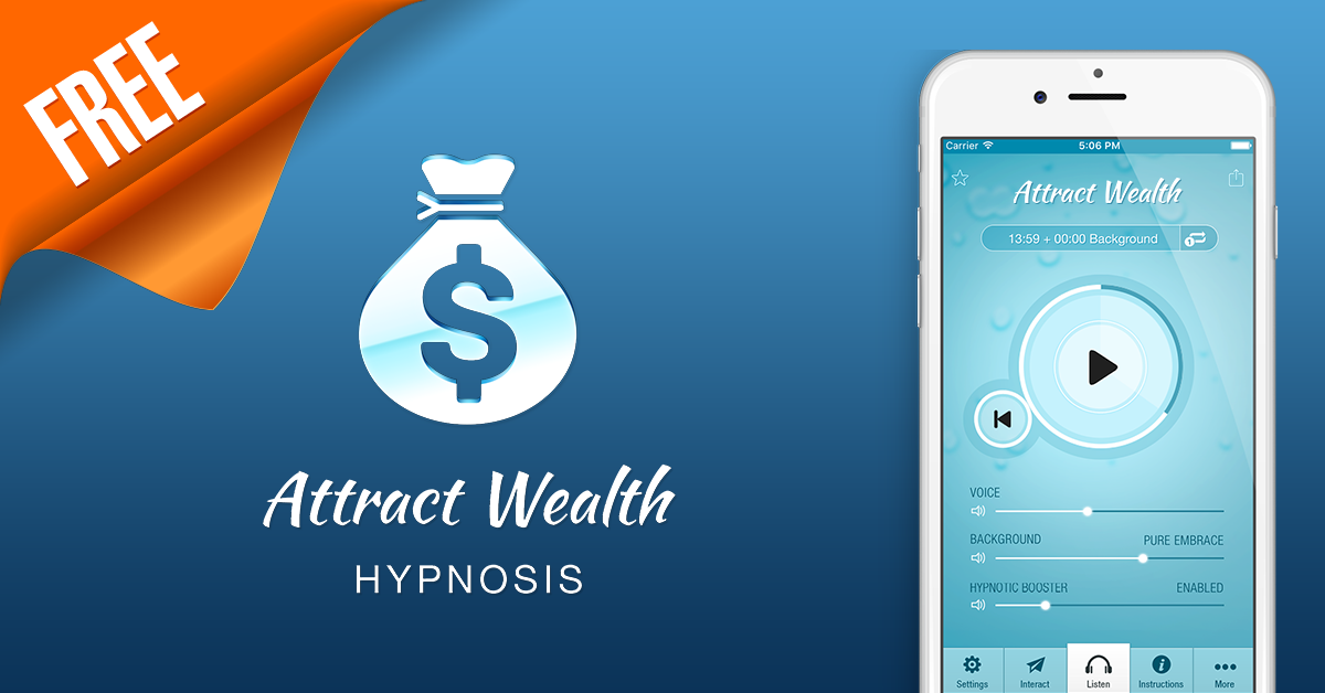 Attract Wealth Hypnosis | Surf City Apps