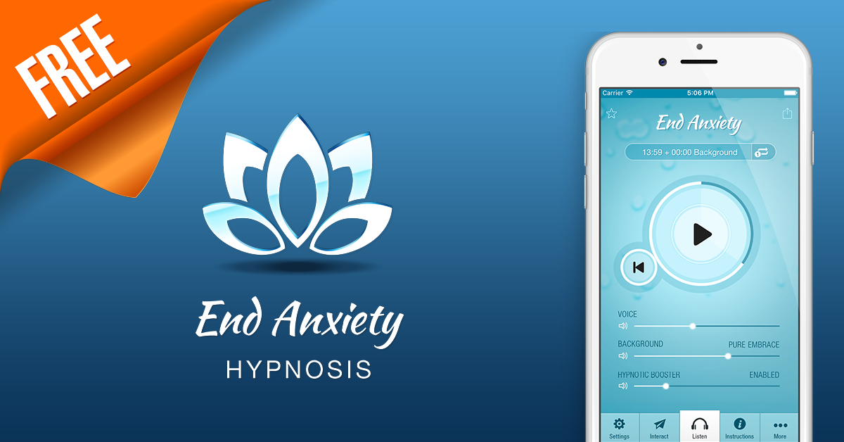 End Anxiety Hypnosis | Surf City Apps